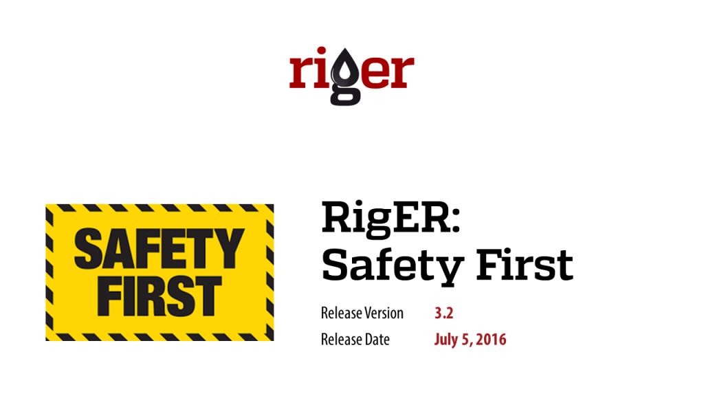 RigER Safety First 3.2 1