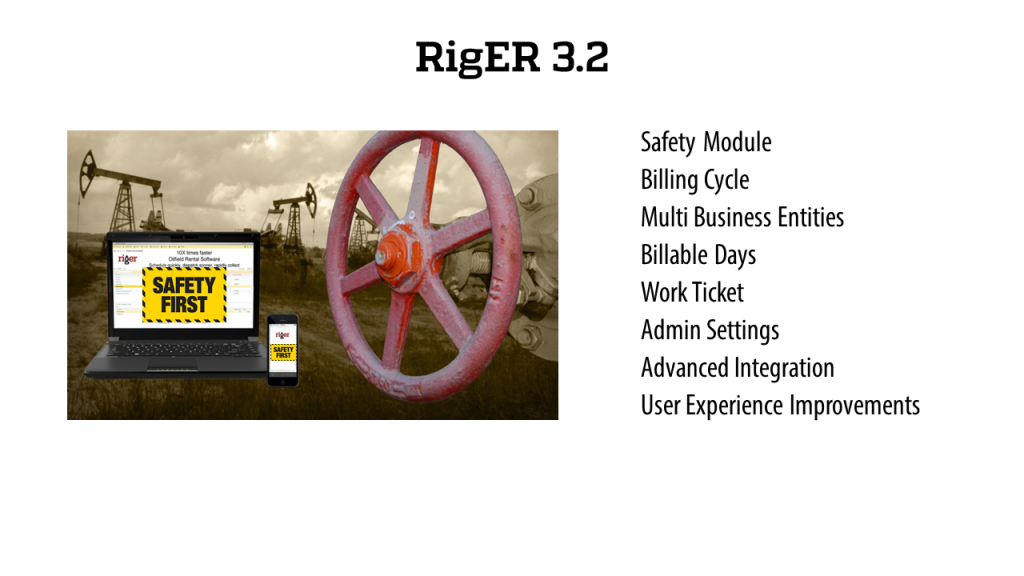 RigER Safety First 3.2 2