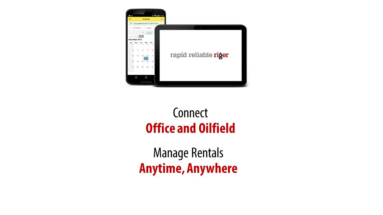 RigER New Platform Migration