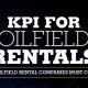 KPI for Oilfield Rentals