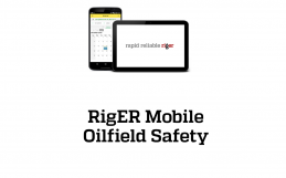 RigER Mobile 1.2 Oilfield Safety