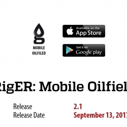 RigER Mobile Oilfield 2.1